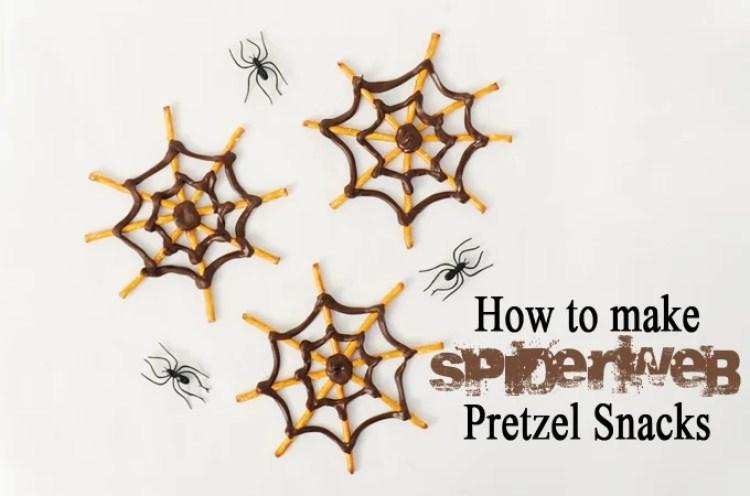 halloween spiderweb hero with text copy