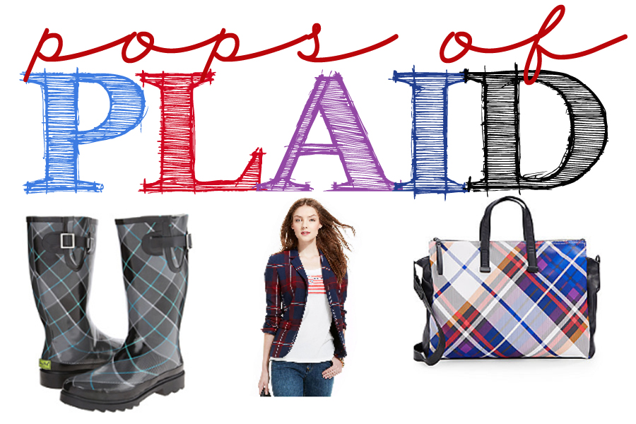 pops of plaid blog image
