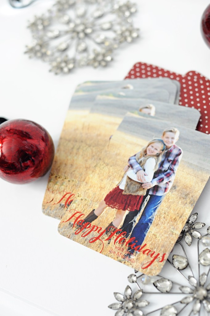 perfectly personal christmas cards