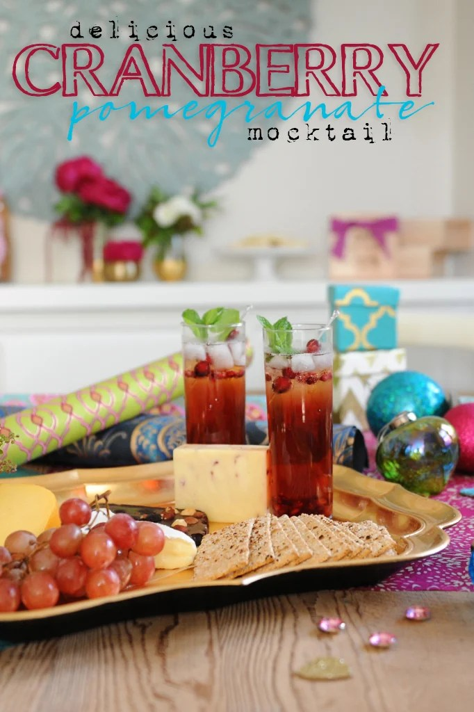 christmas party drink