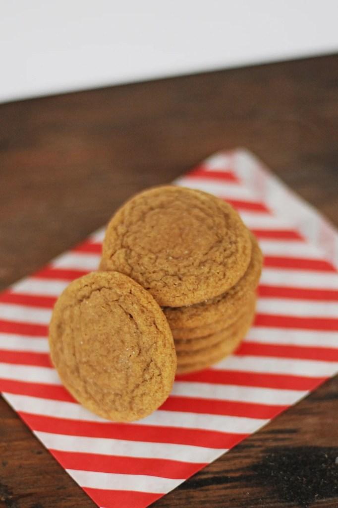 ginger cookie recipe