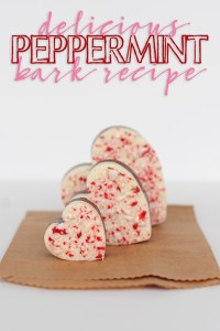 Peppermint bark recipe 1