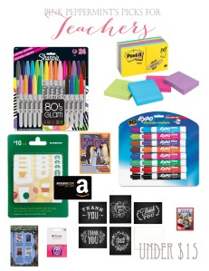 Teacher Gift Ideas : Gifts Teachers really want