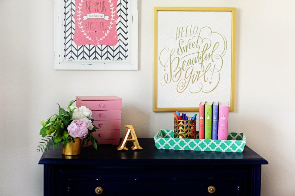 teenage girl bedroom decor ideas