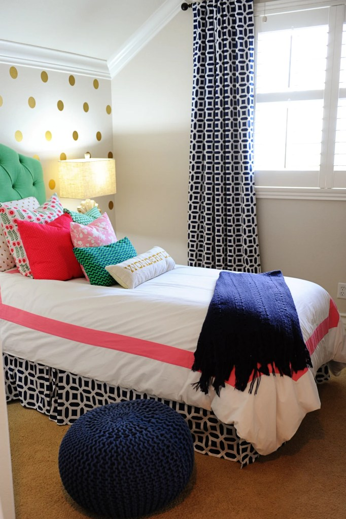 tween bedroom decorating