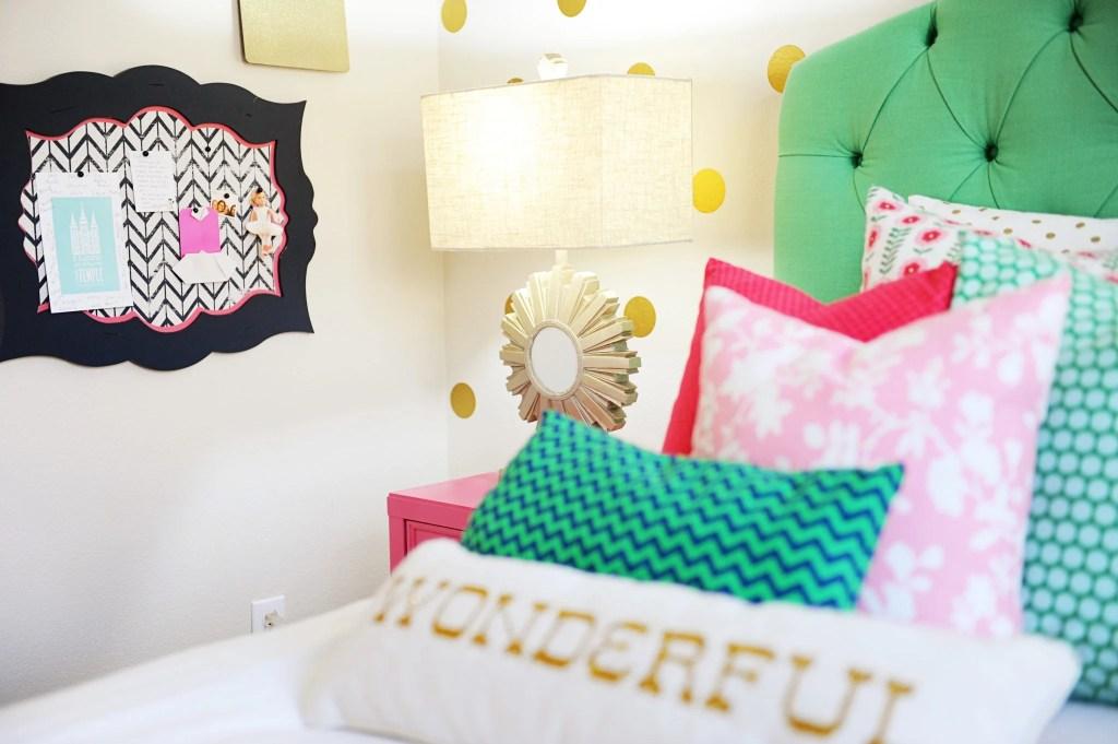 tween bedroom decorating