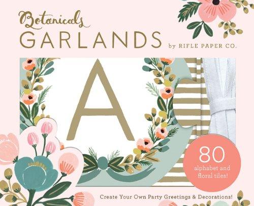 how to make a felt garland