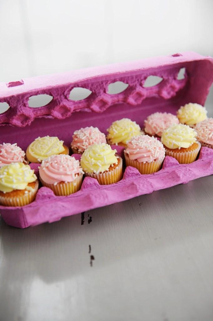 cupakes in egg carton 2