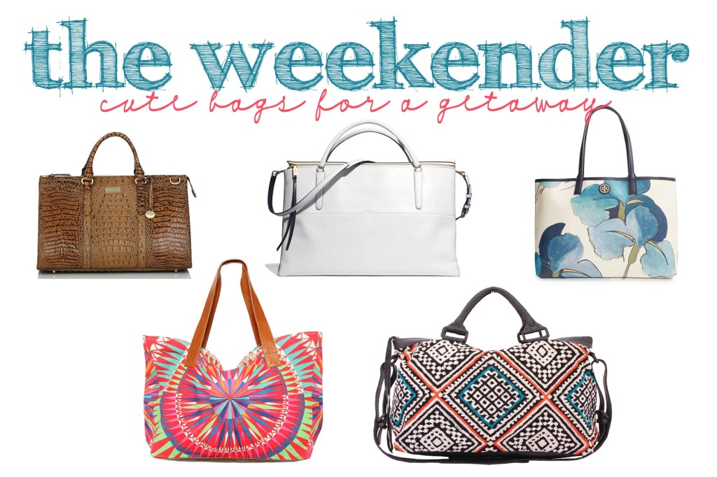 the weekender copy