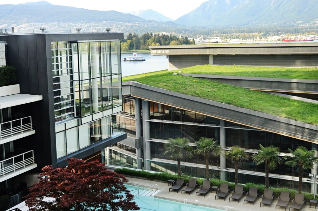 best hotels in vancouver