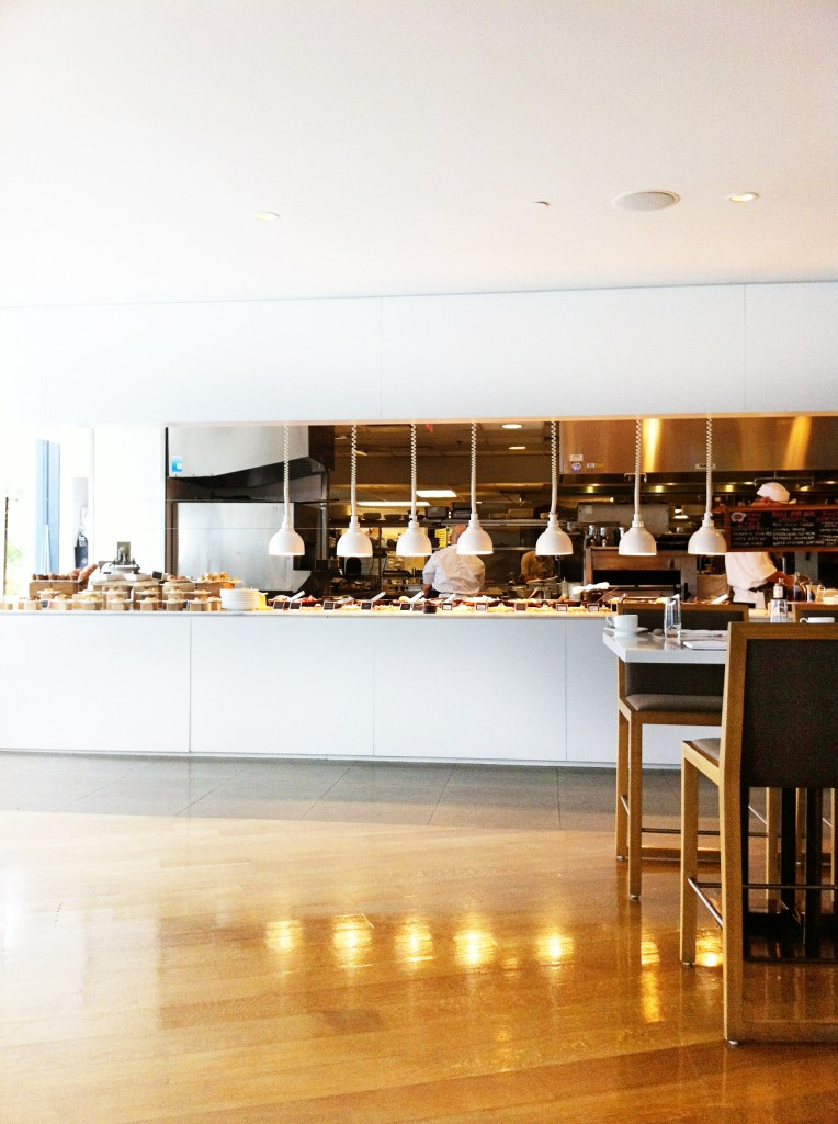 fairmont pacific rim restaurants