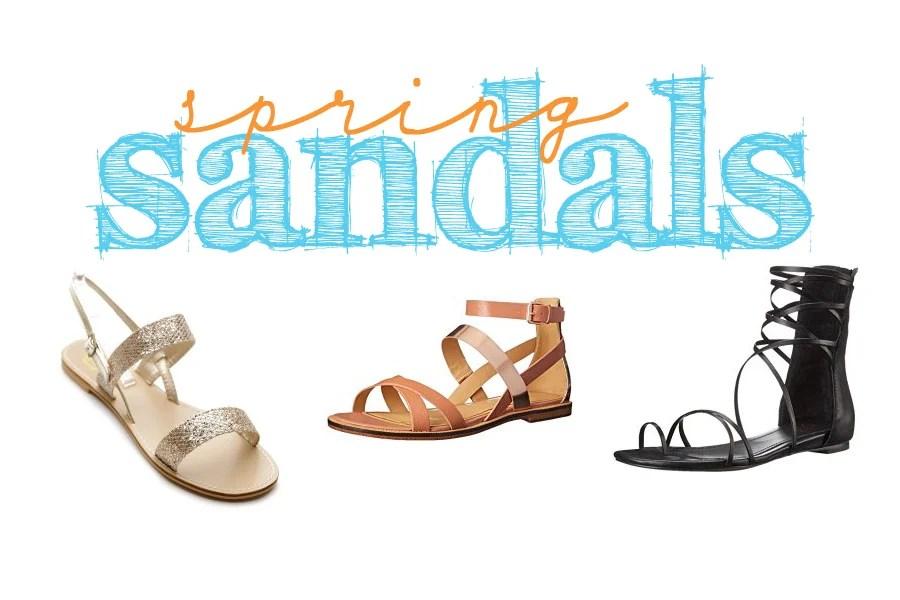 spring sandals header copy