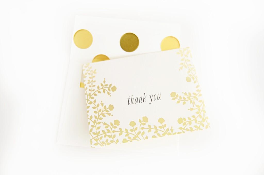DIY lined envelopes