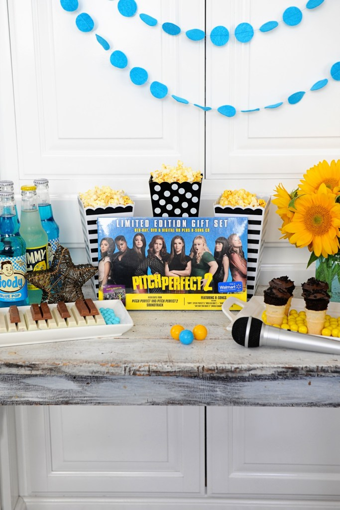 pitch perfect 2 how to throw a girls night movie party ideas