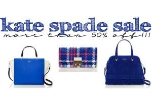 Kate Spade Sale on Sale!