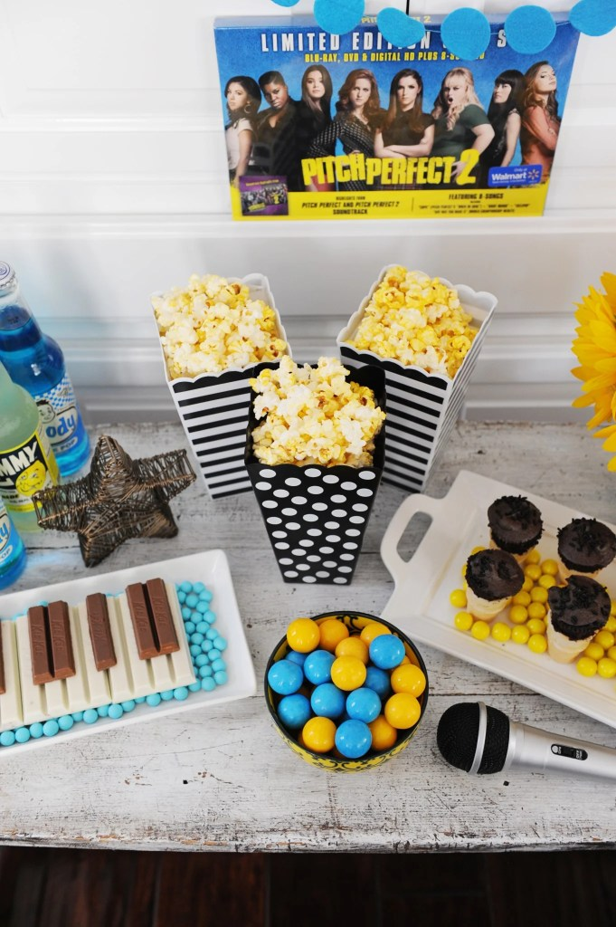 pitch perfect 2 how to throw a movie night birthday party ideas