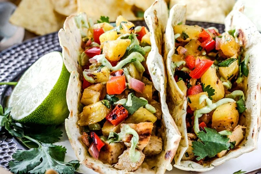 Chili-Lime-Chicken-Tacos-with-Grilled-Pineapple-Salsa-002 header