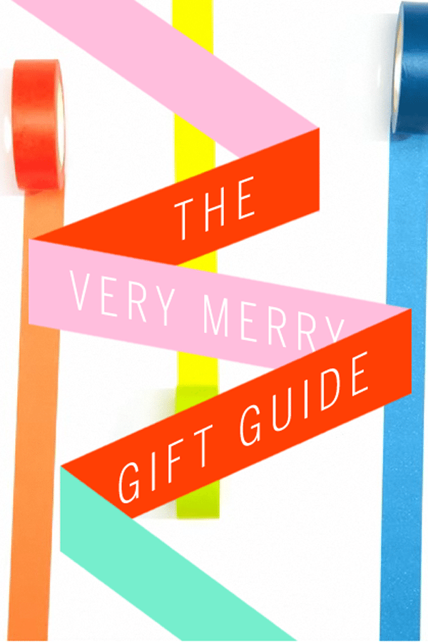 the very merry gift guide