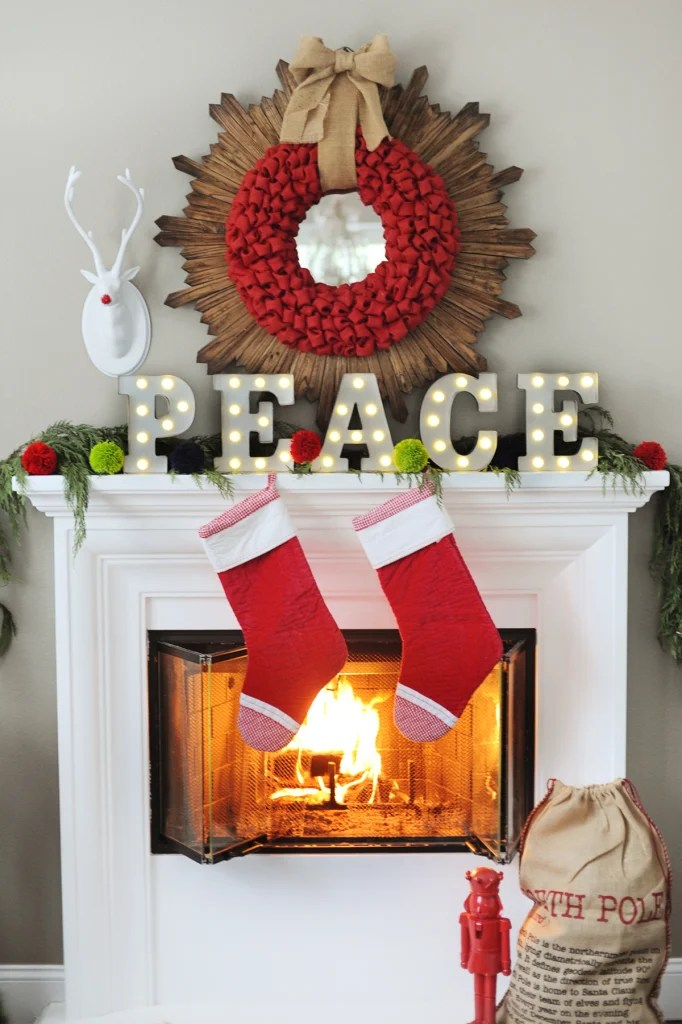 Christmas Holiday Decorations Home Tour