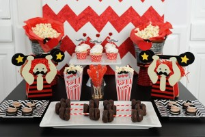 Cute ideas for a DIY Valentine Carnival Party
