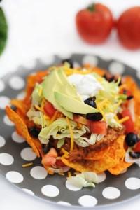 Taco salad 7