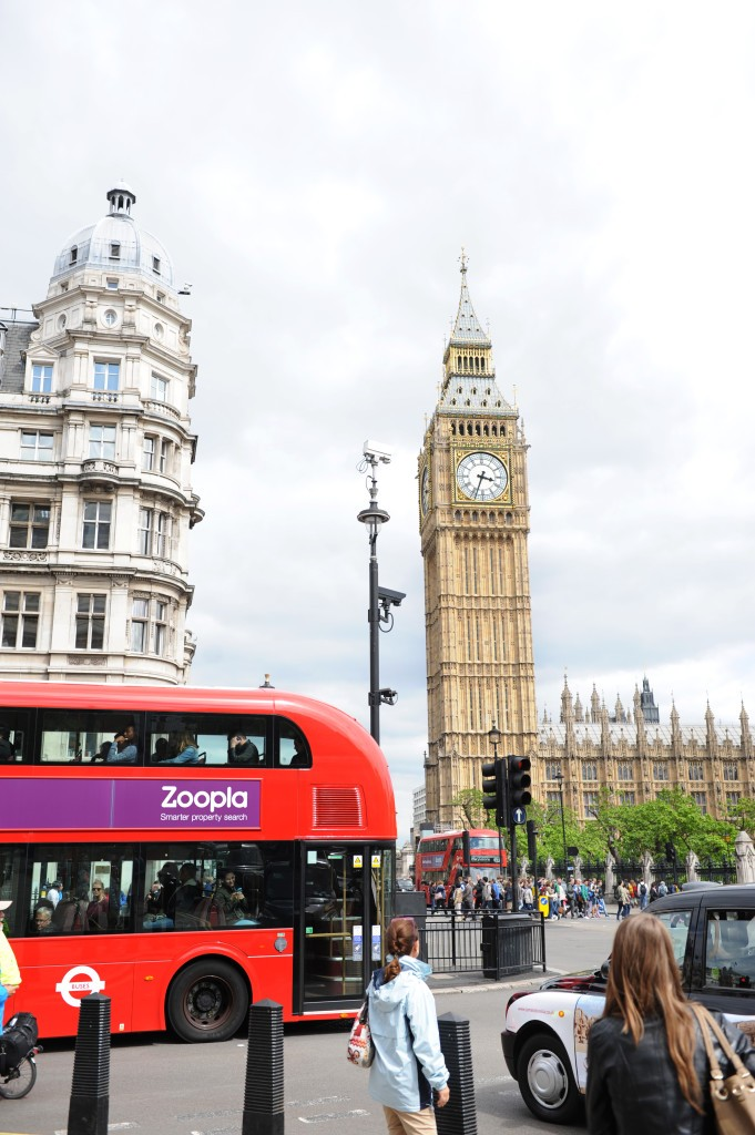 Things to See in London : One Day Walking Tour