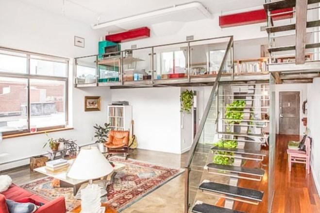 dean street brooklyn loft design