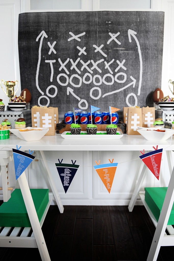 8 great super bowl party ideas
