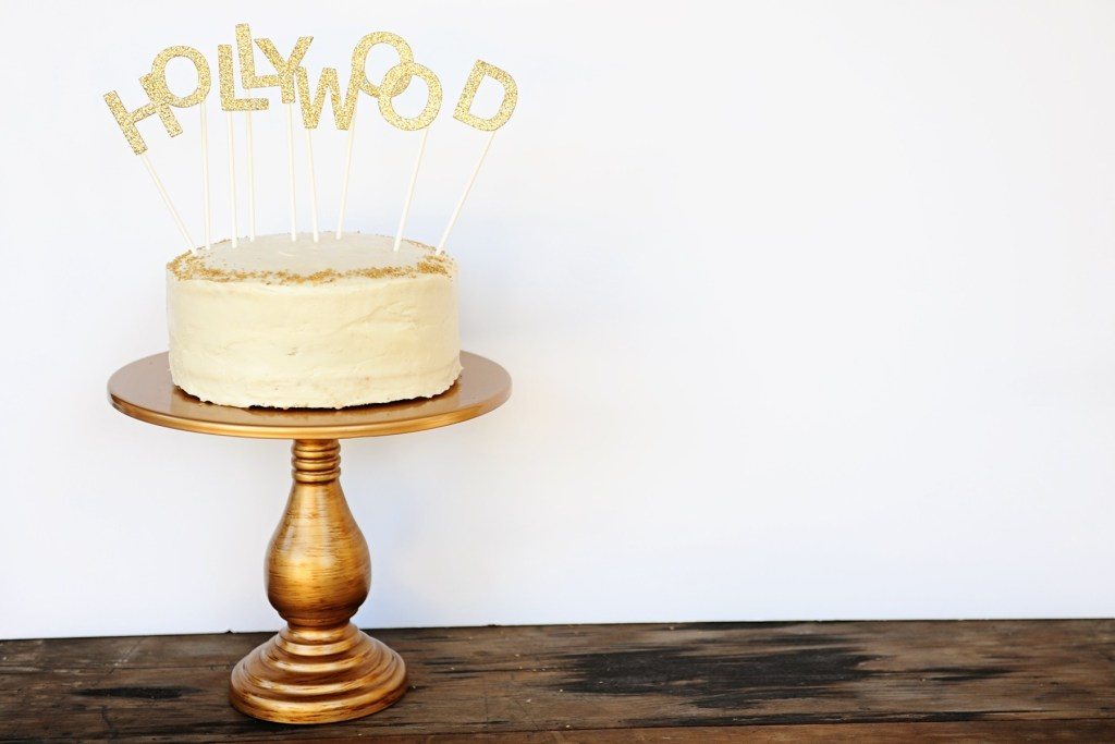 Cake Topper Ideas Hollywood Cake Topper