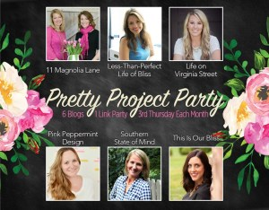 New Pretty Project Party- Show me what is inspiring you!