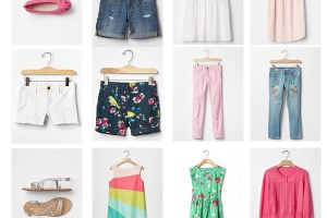 The Cutest Spring Styles for Little Girls