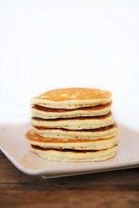 Pancake Recipe : My Favorite Pancakes from Scratch