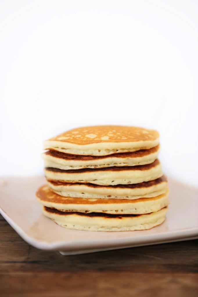 pancake recipe Pink Peppermint Design