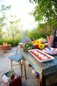 Summer Party Ideas : 5 Tips for Easy Summer Entertaining