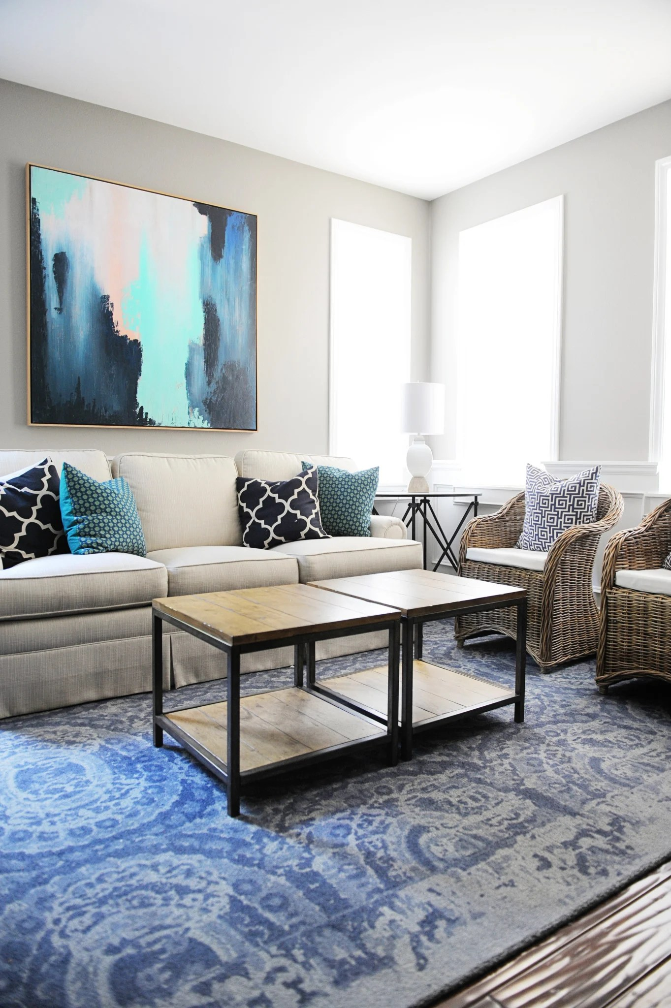 Living Room Ideas: Make Over Update and My Current Favorite Fabrics for Pillows
