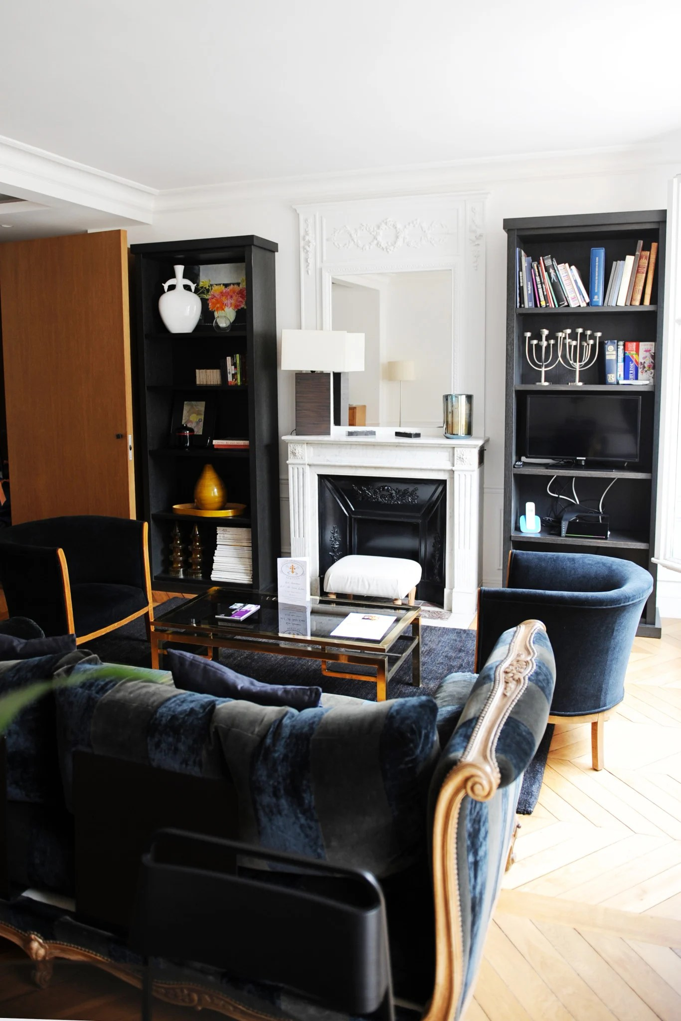 Where to Stay in Paris : Guest Apartment Services and the Ile Saint-Louis