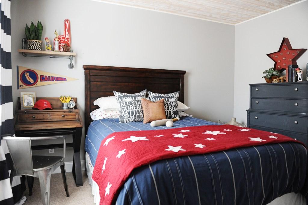 tween boy's bedroom ideas