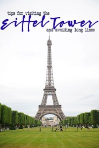 Eiffel tower tips and tricks 1