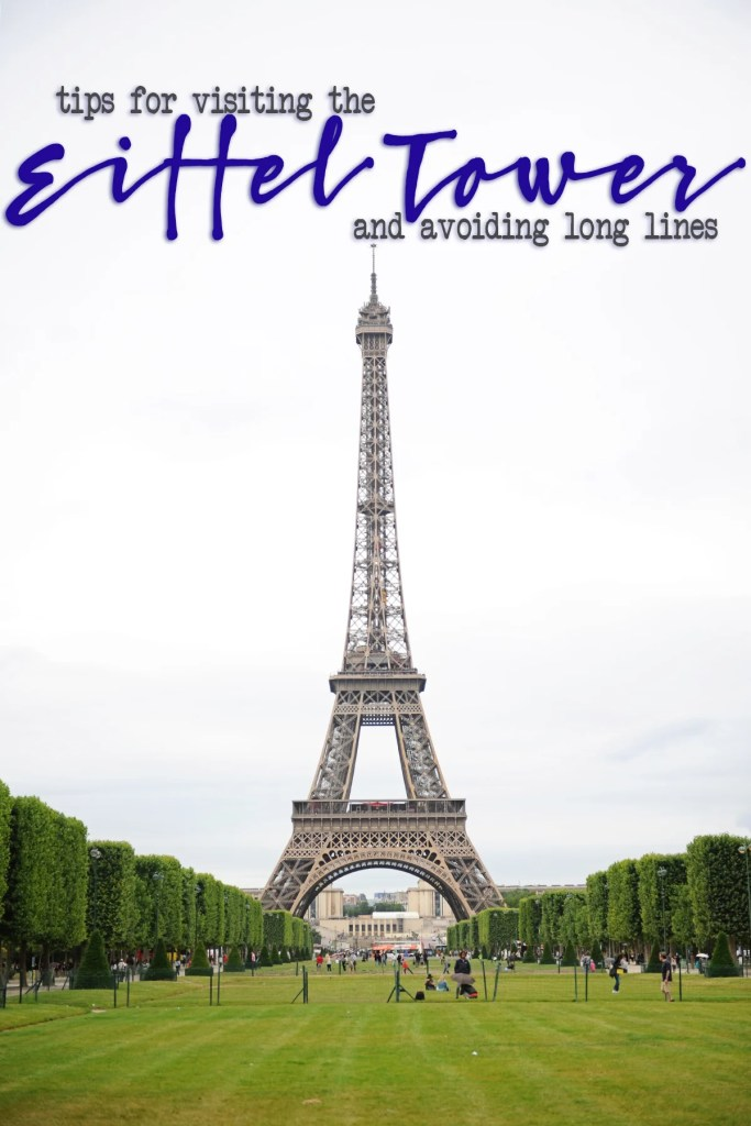 eiffel tower tips and tricks