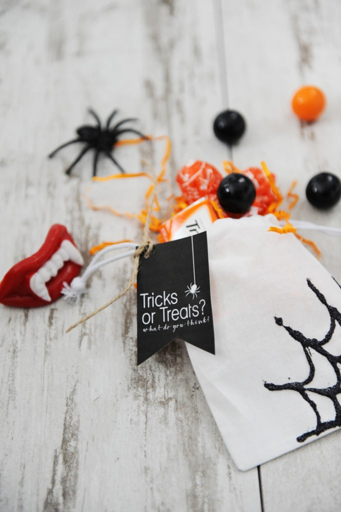 diy halloween trick or treat bags