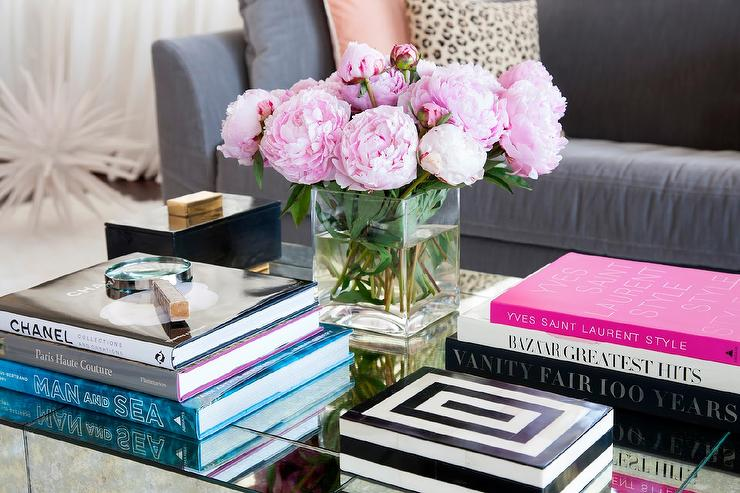 Summer Themed Decor: Best Coffee Table Books (Pinks, Blues ...