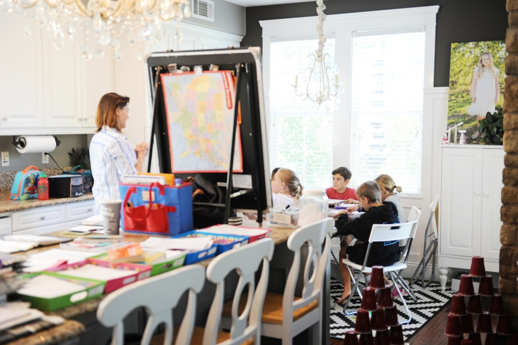 all about homeschooling