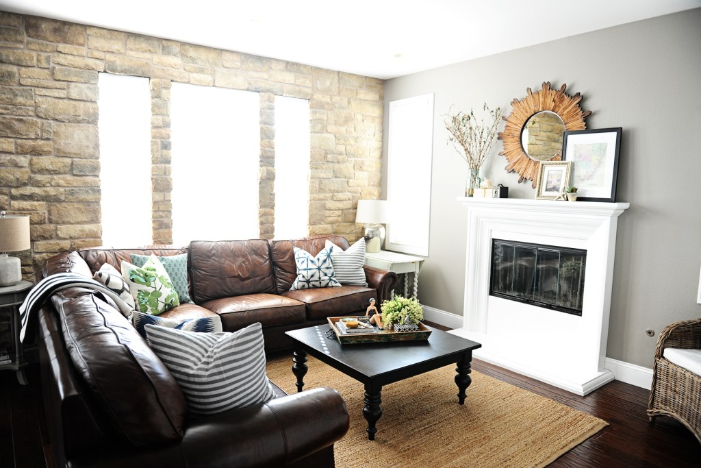 summer home decor tour