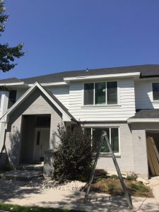 Cyber Monday Sales and an Update on the House Exterior