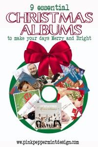 Nine essential christmas albums