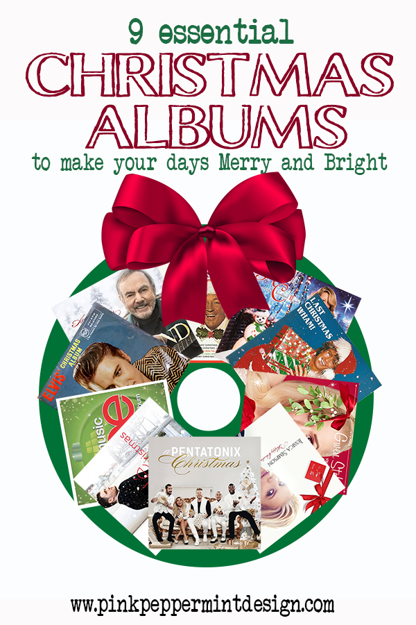 9 Christmas Albums that Will Make Your Days Merry and Bright