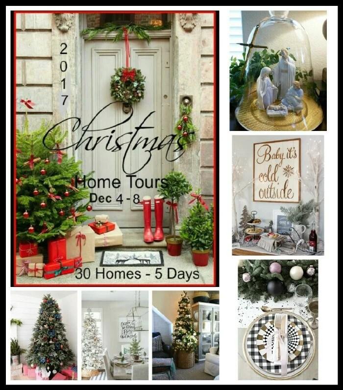 christmas home tour