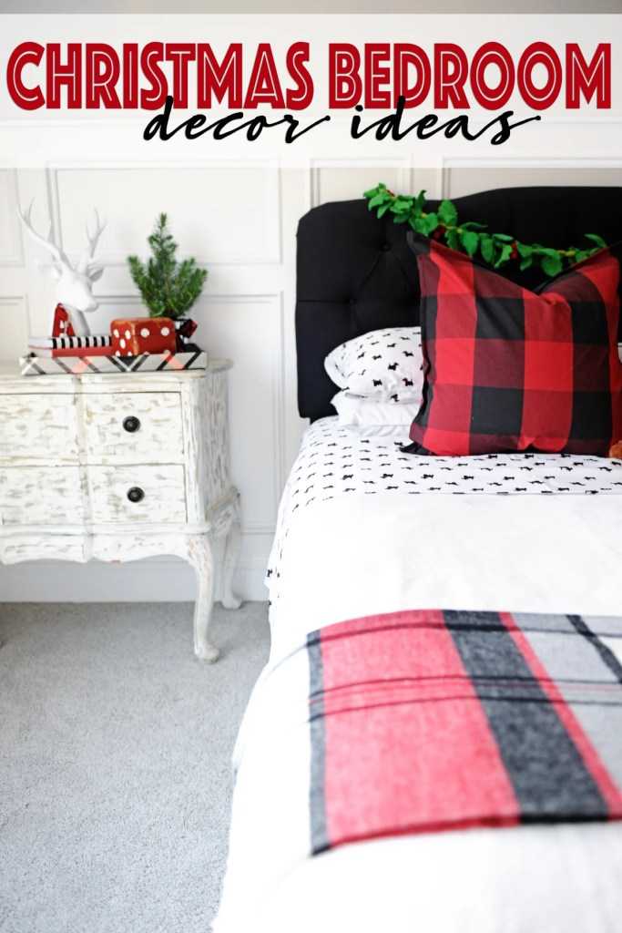 Christmas bedroom decor 3 1
