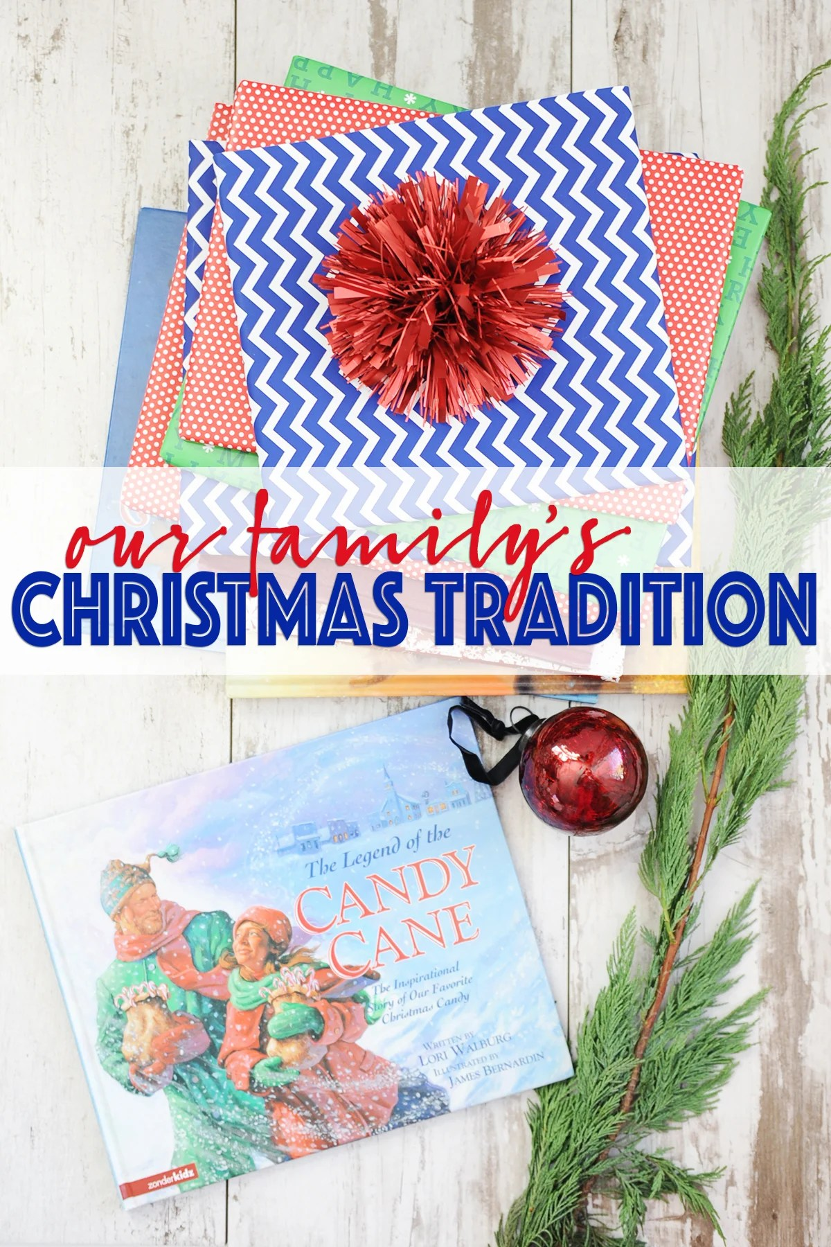 Children's Christmas Books : A Family Tradition