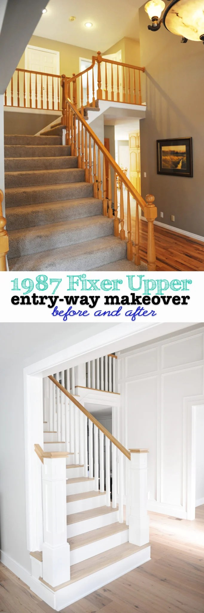 Entry way fixer upper pinterest